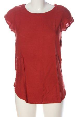 Vero Moda T-Shirt rot Casual-Look