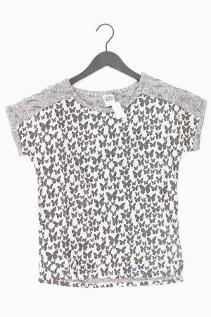 Vero Moda T-Shirt Größe M Kurzarm grau