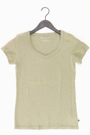 Vero Moda T-Shirt Größe XL Kurzarm olivgrün aus Baumwolle