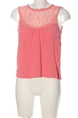 Vero Moda Tanktop pink Casual-Look