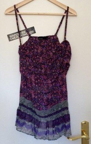 Vero Moda Top Camisole in S 36/38 mit Blumenmuster