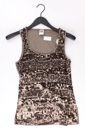 Vero Moda Top Größe L braun aus Polyester