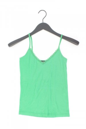 Vero Moda Top Größe M grün aus Baumwolle