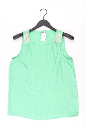 Vero Moda Top Größe M grün aus Polyester