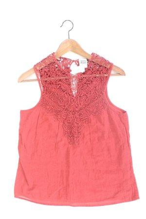 Vero Moda Top Größe XS rot aus Baumwolle