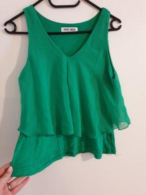 Vero Moda Top grün S