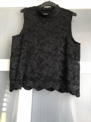Vero Moda Cropped top zwart