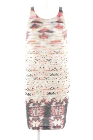 Vero Moda Trägerkleid abstraktes Muster Casual-Look