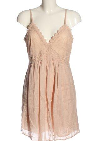Vero Moda Trägerkleid nude Elegant