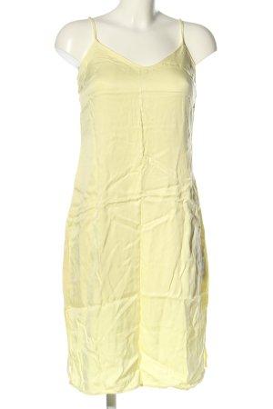 Vero Moda Trägerkleid blassgelb Casual-Look