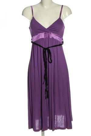 Vero Moda Trägerkleid lila Elegant