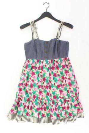 Vero Moda Trägerkleid Größe 36 mehrfarbig aus Baumwolle