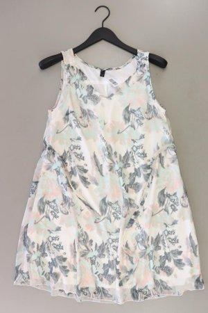 Vero Moda Trägerkleid Größe M mit Blumenmuster weiß