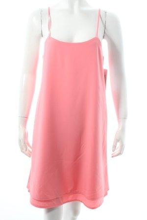 Vero Moda Trägerkleid lachs schlichter Stil