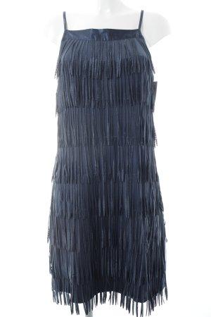 Vero Moda Trägerkleid stahlblau extravaganter Stil
