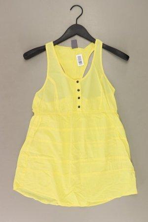 Vero Moda Top met spaghettibandjes geel-neongeel-limoen geel-donkergeel