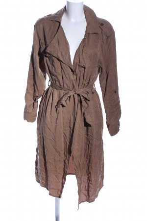 Vero Moda Trench Coat brown business style