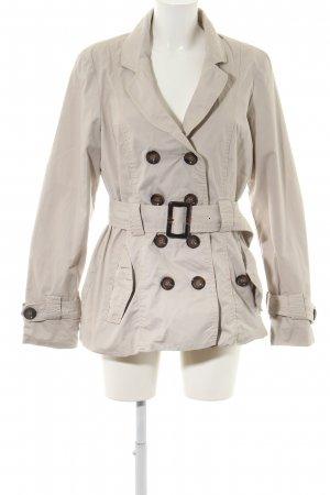 Vero Moda Trenchcoat wollweiß Business-Look