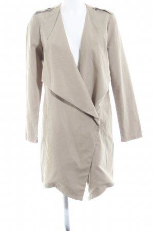 Vero Moda Trenchcoat hellbraun Casual-Look