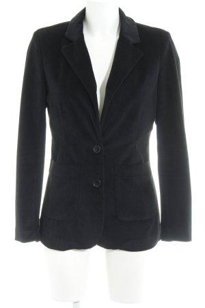 Vero Moda Tweedblazer schwarz Casual-Look