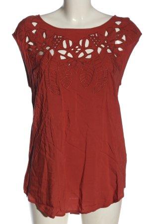 Vero Moda Blouse rouge élégant
