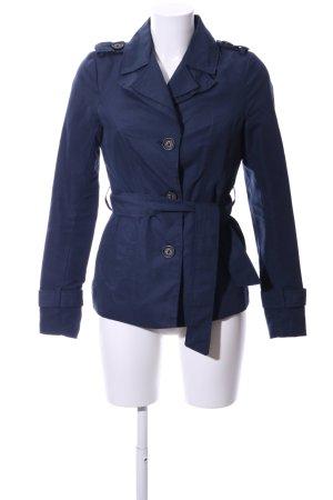 Vero Moda Übergangsjacke blau Casual-Look