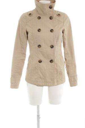 Vero Moda Übergangsjacke beige Casual-Look