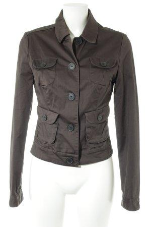 Vero Moda Übergangsjacke dunkelgrün Casual-Look