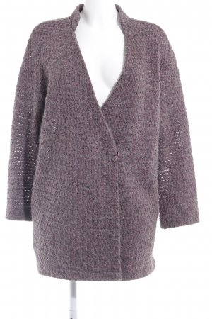 Vero Moda Übergangsjacke grau-blasslila Casual-Look