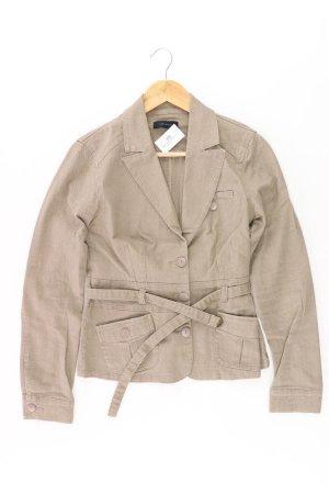 Vero Moda Übergangsjacke Größe 38 braun aus Baumwolle