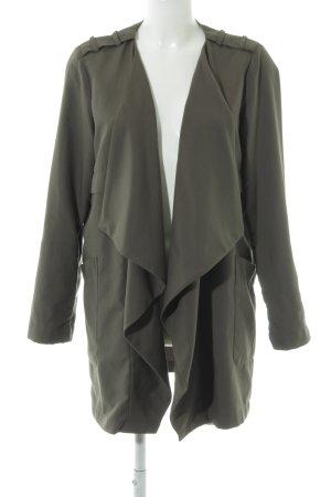 Vero Moda Übergangsjacke olivgrün Casual-Look