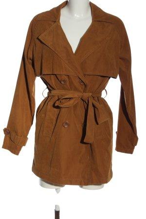 Vero Moda Between-Seasons-Coat brown casual look