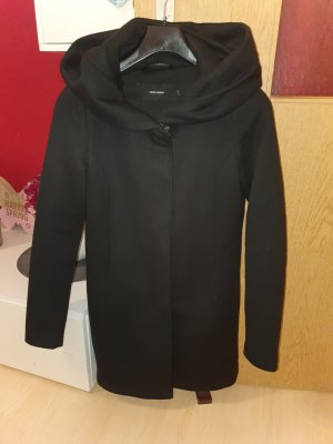 Vero Moda Robe manteau noir