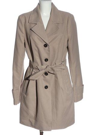 Vero Moda Between-Seasons-Coat natural white business style