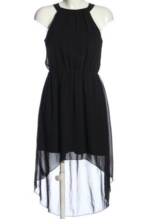 Vero Moda Robe bas asymétrique noir élégant