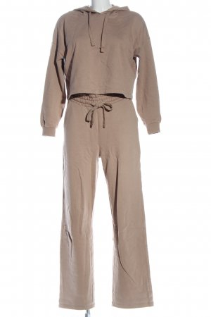 Vero Moda Woven Twin Set nude casual look