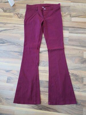 Vero Moda Flares purple