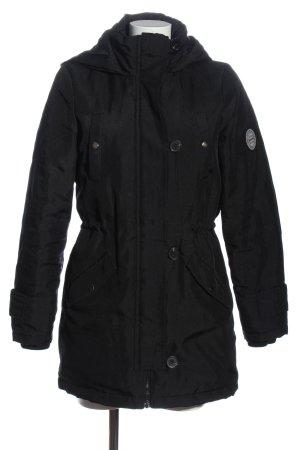 Vero Moda Winterjacke schwarz sportlicher Stil