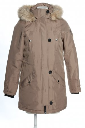 Vero Moda Winterjacke creme Casual-Look