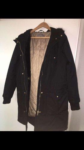 Vero Moda Winterjacke schwarz