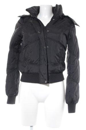 Vero Moda Winterjacke schwarz Casual-Look
