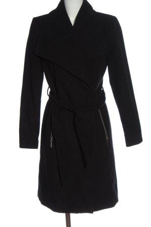 Vero Moda Winter Coat black casual look