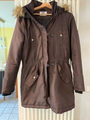 Vero Moda Winter Coat brown