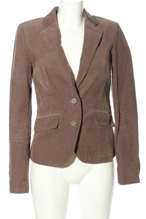 Vero Moda Woll-Blazer braun Casual-Look