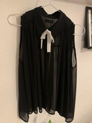 Vero Mode Bluse mit Schleife