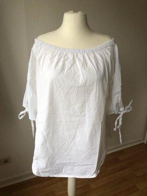 Vero Moda Carmen Blouse white