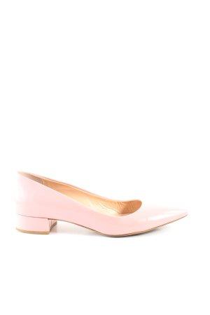 Versace 19.69 Heel Pantolettes pink casual look