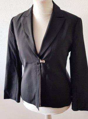 Versace Blazer de esmoquin negro