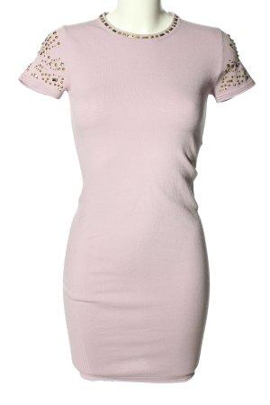 Versace Robe crayon rose style décontracté
