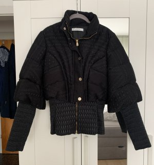 Versace Collection Down Jacket black